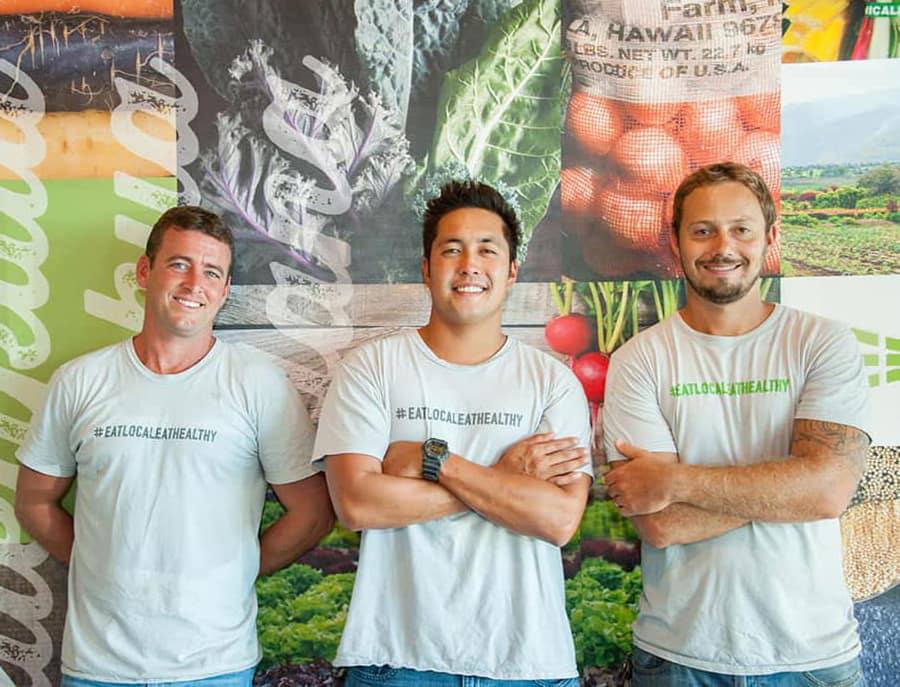 Fork & Salad Founders