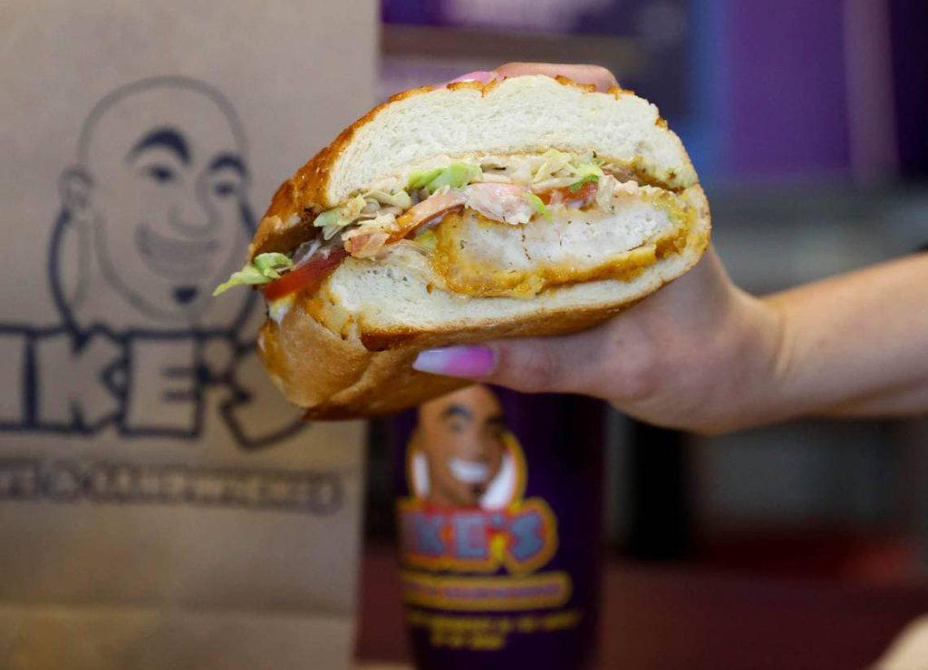 Ike's Sandwich