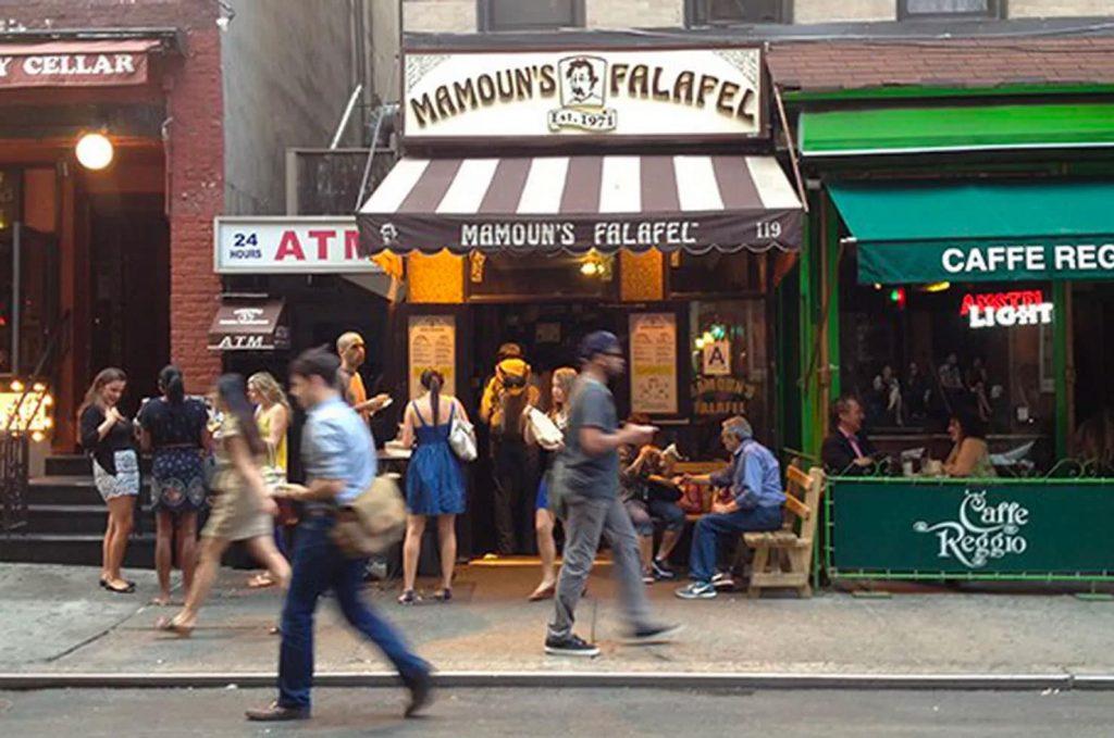 Mamouns Storefront