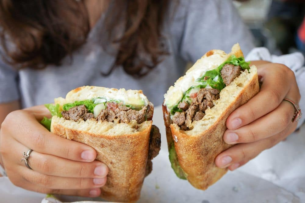 Cook's Tortas Sandwich